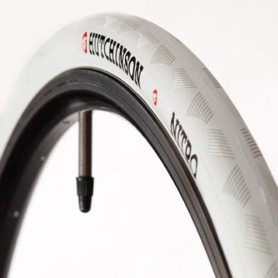 Pneus Hutchinson Nitro 700x25 Blanc