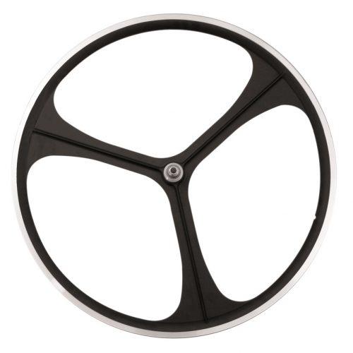 Set de roues Trispoke Noir