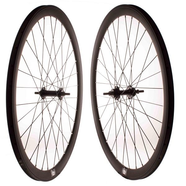 Set de roues Noir mate