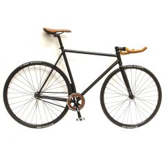 Fixie Csepel Royal 4 Noir