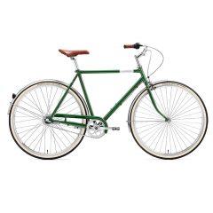 Creme - Caferacer Man Uno Dark Green