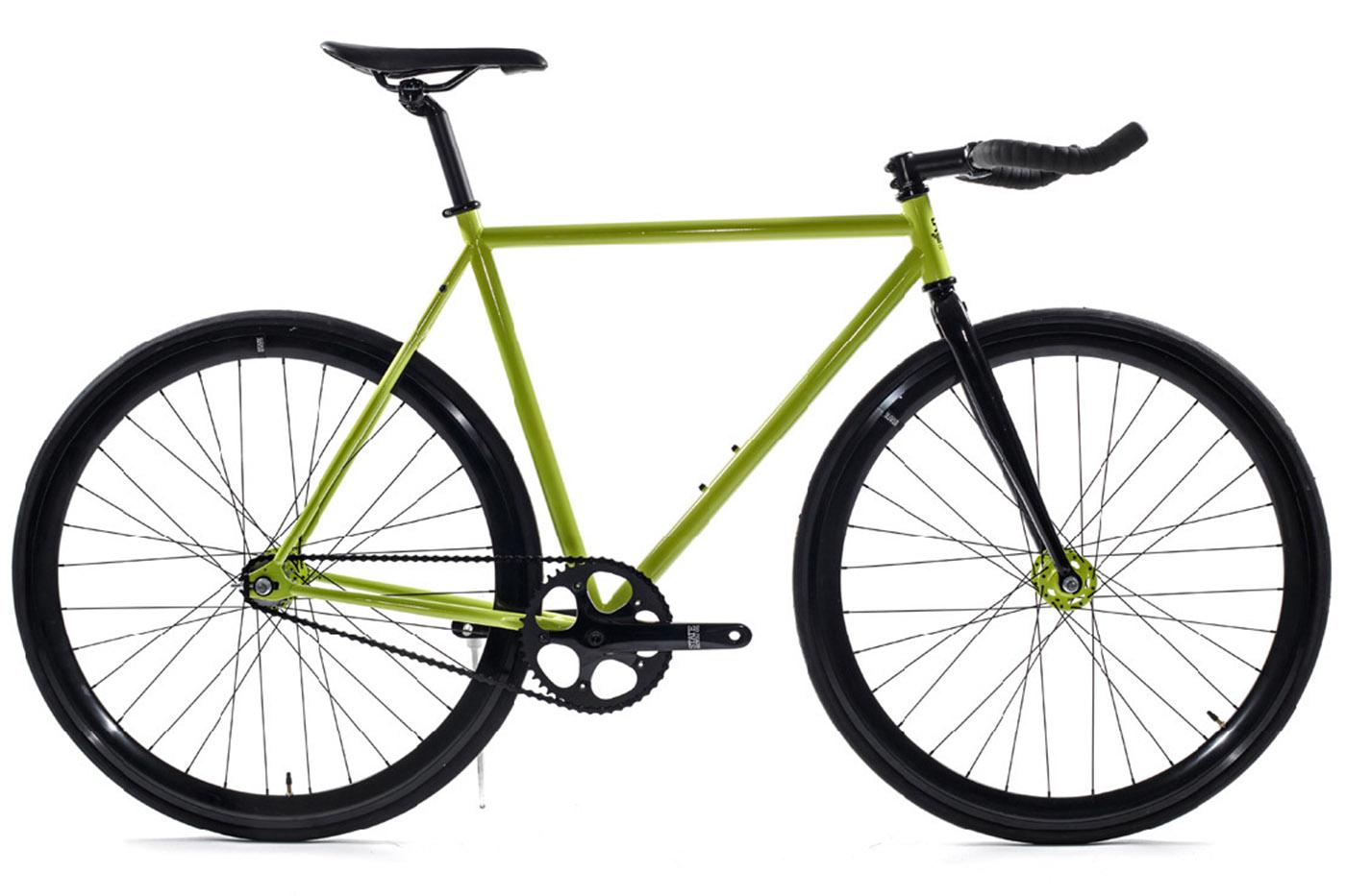 FX-355S Road Touring Fixie Vélo Bicyclette Forgé allié A-head stem 28.6 mm argent