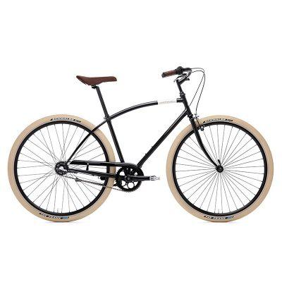 Vélo Creme Glider Black 3 vitesses