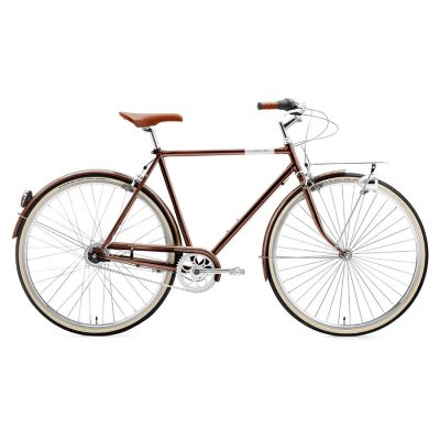 Vélo Creme Caferacer Man Solo Dark Brown