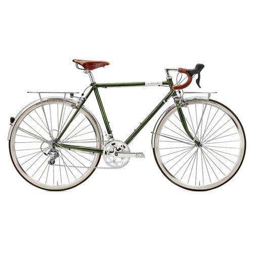 Vélo Creme Lungo Dark Green
