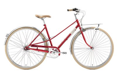Creme - Caferacer Lady Solo Red - 3 ou 7 vitesses