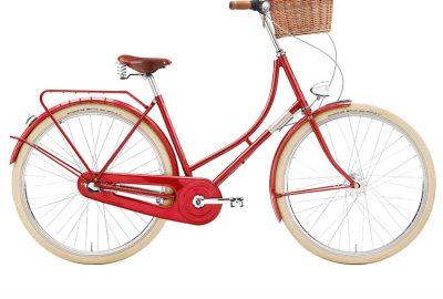 Vélo Holymoly Lady Doppio Raspberry - 3 vitesses