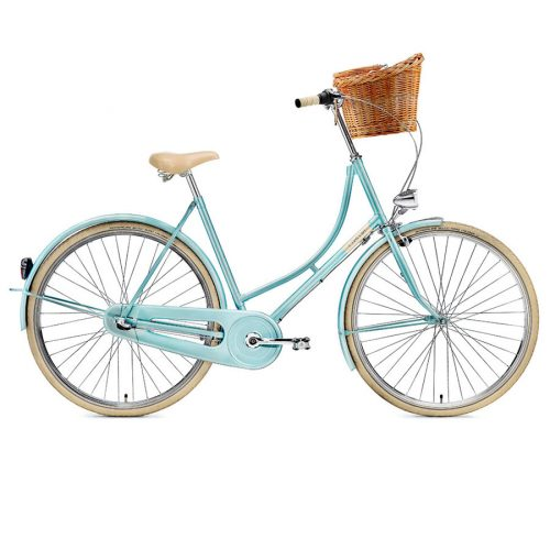 Vélo Holymoly Lady Solo Turquoise - 3 vitesses