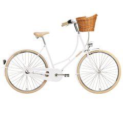 Vélo Holymoly Lady Solo White - 3 vitesses