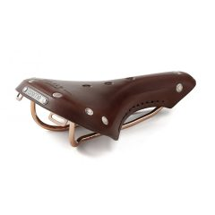 Creme - Speedy Saddle - Marron