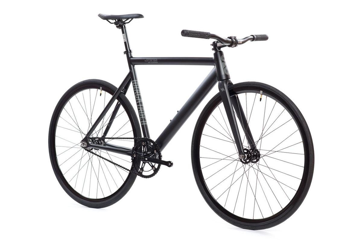 State Bicycle 6061 Black Label V2 Matte Black 2018